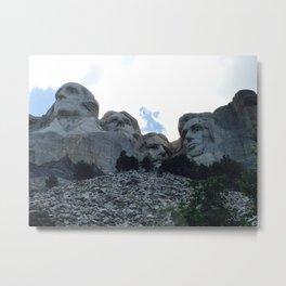 Rushmore Metal Print