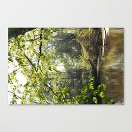 Phillipsburg Manor, Sleepy Hollow NY Canvas Print
