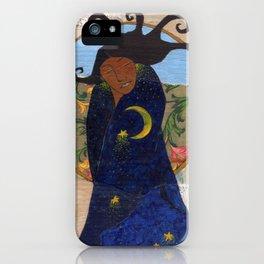 Midnight Dance iPhone Case