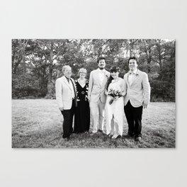 DuPertuis Family Canvas Print