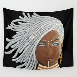 African Goddess Wall Tapestry