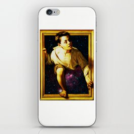 Escaping Space iPhone Skin