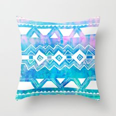 PATTERN {Tribal 002} Throw Pillow