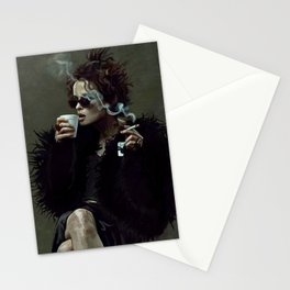 Marla Singer - Remaining Men Together Group Therapy Club - Fight Stationery Cards