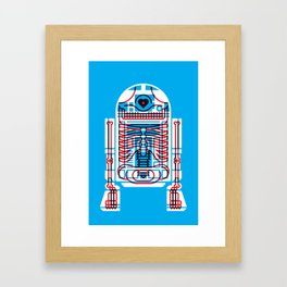 Artoo Framed Art Print