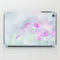 breathe iPad Cases featuring Breathe by Scarlet