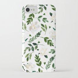 Magnolia iPhone Case