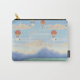 Flying Sheeps Carry-All Pouch