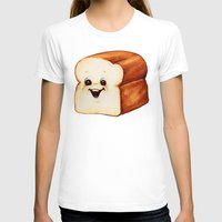 bread T-shirts featuring Bread by Kelly Gilleran