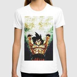 art goku T-shirt
