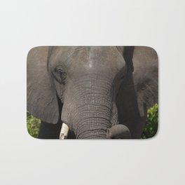 Elephant Detail Bath Mat