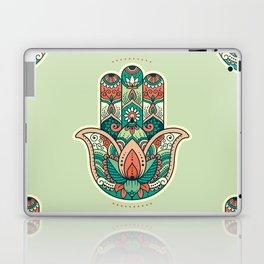 Hamsa Hand Pattern Laptop & iPad Skin
