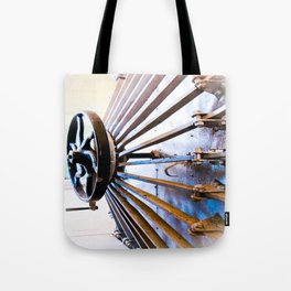 The Volt Tote Bag