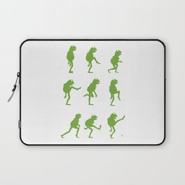 Ministry of Silly Muppet Walks Laptop Sleeve