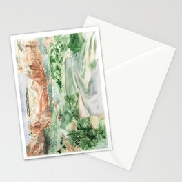 Warmth of Zion Stationery Cards