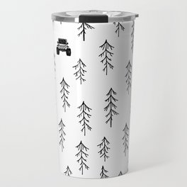 Among the Trees Travel Mug