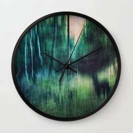 Follow Me ... Wall Clock