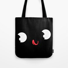 Cute face Tote Bag