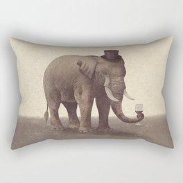 A Fine Vintage Rectangular Pillow