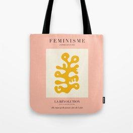 L'ART DU FÉMINISME III Tote Bag