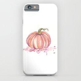 Pumpkin iPhone Case