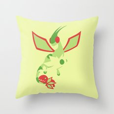 Pocket monster 328, 329 and 330 Throw Pillow