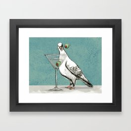 World Peace Framed Art Print