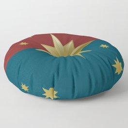 Stars and Heart Floor Pillow