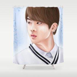 BTS - Jin Shower Curtain