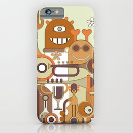 Howdy iPhone Case