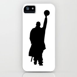 #TheJumpmanSeries, Omar Comin' iPhone Case