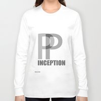 inception Long Sleeve T-shirts featuring Point to Point inception by Point to Point