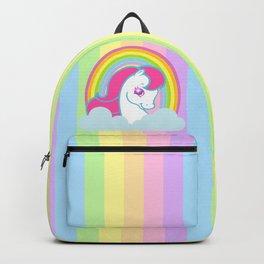 g2 my little pony logo repro Backpack