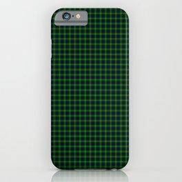 MacDonald of the Isles Tartan iPhone Case