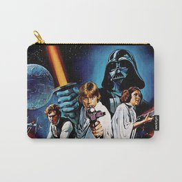 Space Opera British Version Carry-All Pouch