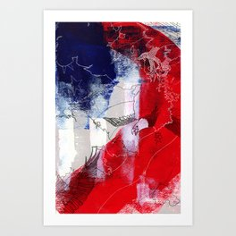Special Relationship Art Print