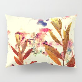 Nature leaves 1 Pillow Sham