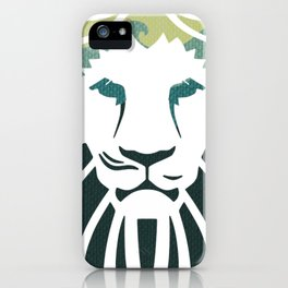 Lion of Judah iPhone Case