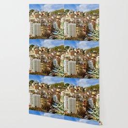 Riomaggiore, Cinque Terre, Italy Wallpaper