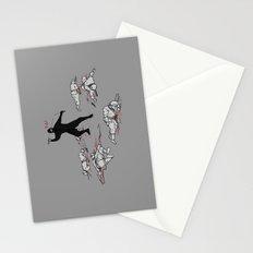 Racist Ninja Stationery Cards