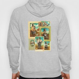 Circus-Circus: The Whole Gang Hoody