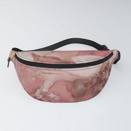 Mermaid with Pearl : Henry Clive Pink Peach Fanny Pack