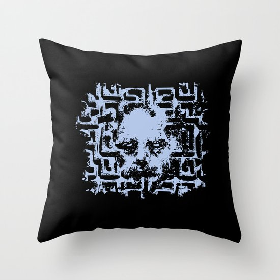 You Have Always Been the Caretaker Here Throw Pillow