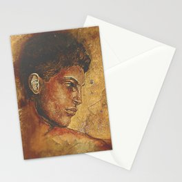 Yearning~ Man Stationery Cards