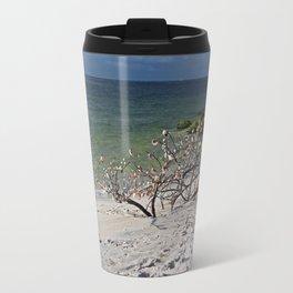 Drift Off Into the Blue Travel Mug