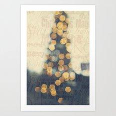 Treekeh Art Print