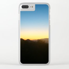 Twilight Clear iPhone Case