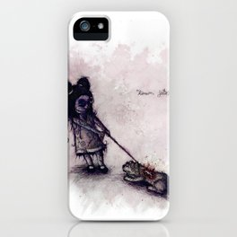 Come on! iPhone Case