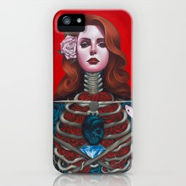 Beautiful Disaster iPhone Case