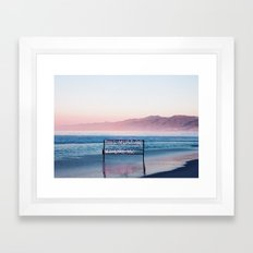 This Must Be My Dream Framed Art Print